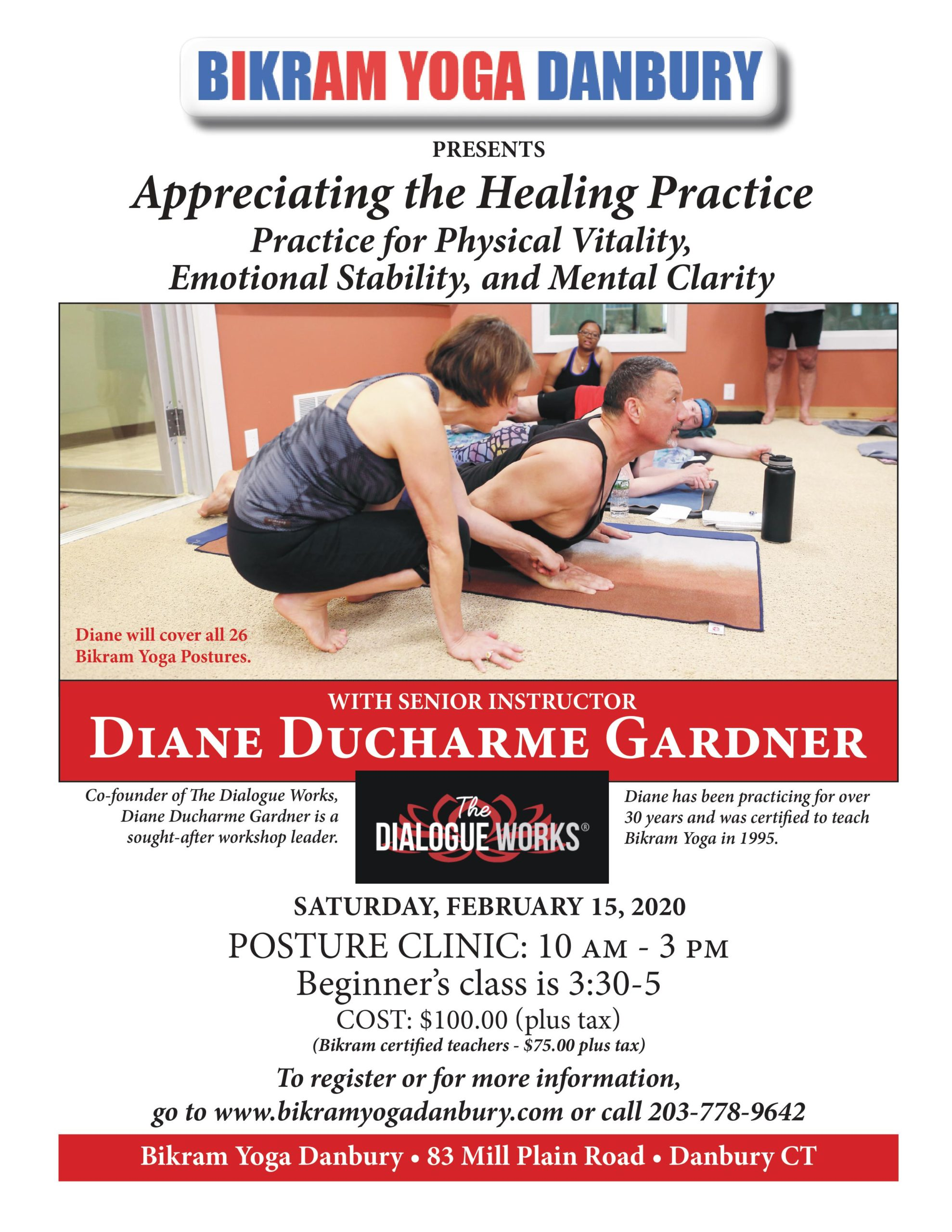 Appreciating the Healing Practice with Diane Ducharme Gardner – February 15, 2020
